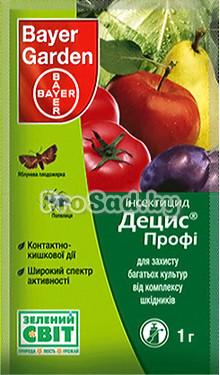 Децис-Профи / Прованто-профи (инсектицид для защиты различных культур от комплекса вредителей)