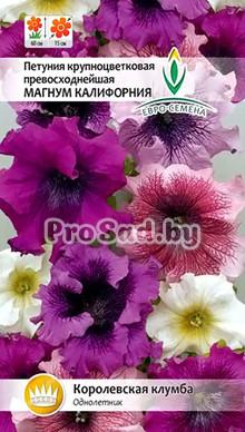 Петуния крупноцветковая превосходнейшая Магнум Калифорния